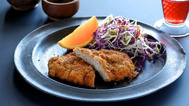Duck Schnitzel Recipe